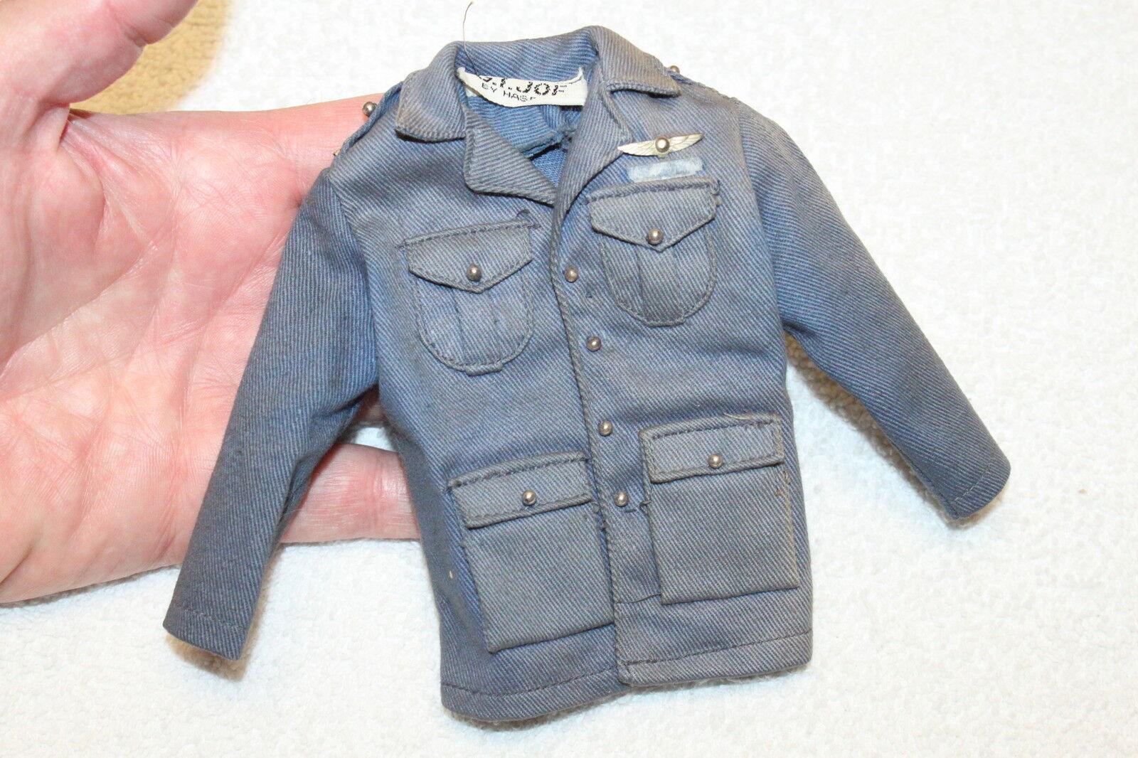 Vintage GI Joe Action Pilot - Dress Uniform - Wings & Bars - No Country Tag