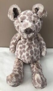 NEW-Jellycat-Dapple-Piglet-Pig-Comforter-Soft-Toy-Baby-Pink-Soother-BNWOT