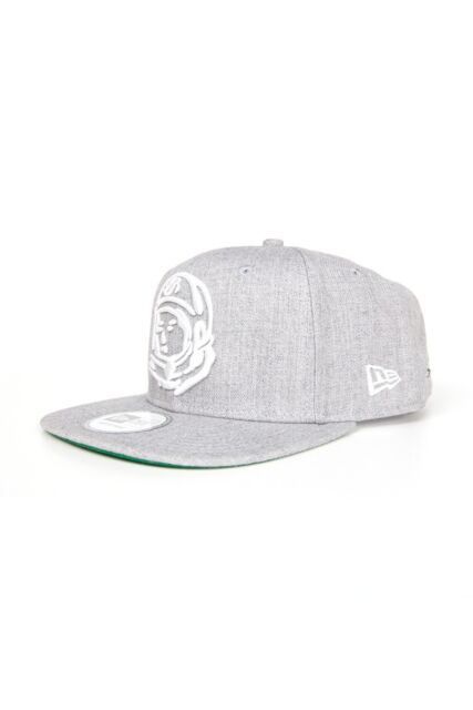 Billionaire Boys Club Helmet Snapback Cap gray