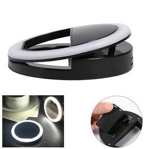 Anillo-de-luz-LED-Flash-Black-selfie-camara-fotografia-para-Iphone-movil-OP