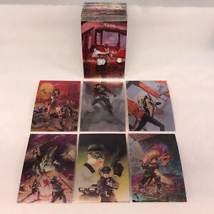BEST OF DAVE DORMAN CHROMIUM FANTASY ART TRADING CARDS SEALED BOX OF 36 PACKS