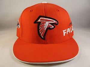 e1b27b92 NFL Atlanta Falcons Reebok Elements Fitted Hat Cap   eBay