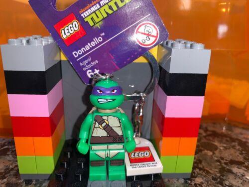 LEGO DONATELLO Portachiavi Tartaruga 850646