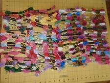 100 Skeins Embroidery Floss Thread Cross Stitch Crafts   DMC        Lot #3