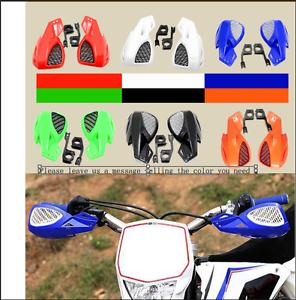 2018-2019-Dirt-Bike-ATV-MX-Motocross-Motorbike-Hand-Guards-Handguard-W-Mount-Kit