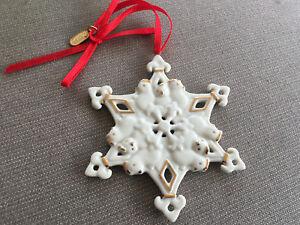 Lenox Christmas Ornament 12 Days Of