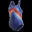 DH2403 //K3 Schwimmanzug adidas Damen Sport Lineage Fitness Badeanzug