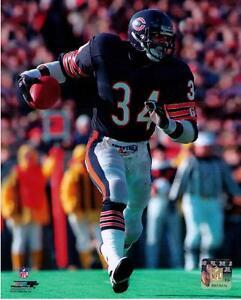 CHICAGO BEARS ~ All-Time Greats ~ 8x10 Color Photo Picture ~ Walter Payton Fan Apparel & Souvenirs Sports Mem, Cards & Fan Shop