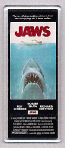 JAWS-movie-poster-WIDE-FRIDGE-MAGNET-SPIELBERG-Horror-Classic