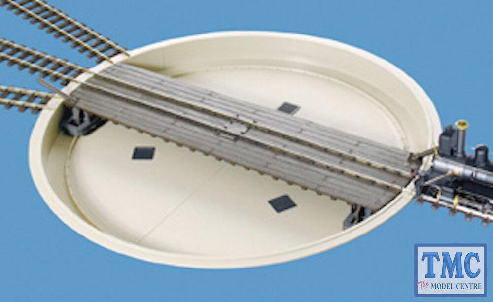 LK-555 Peco Narrow Gauge Turntable Kit 0-16.5 On30
