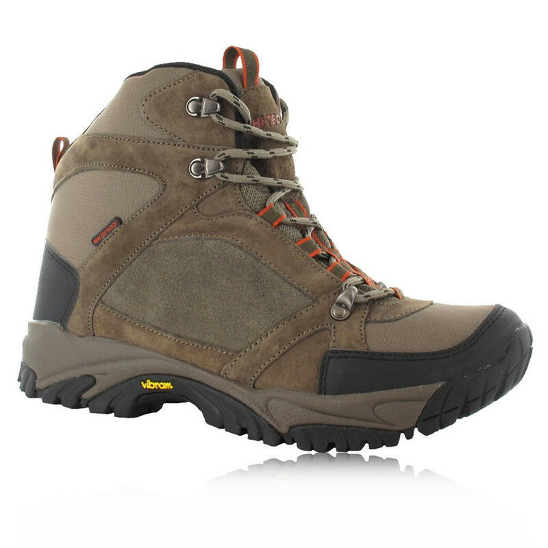 Hi-Tec Boots Venture Outdoor Waterproof Walking Hiking Trail Mens Boots Hi-Tec 4ea365