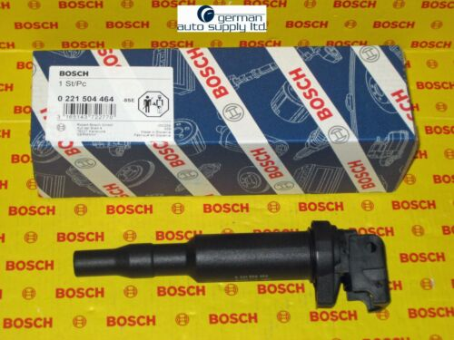 00124 BMW Ignition Coil NEW OEM BOSCH 0221504464