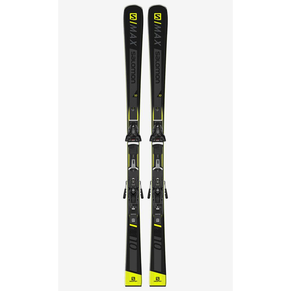 Ski S  Max 10 Bindingen Z10 GW zwart L80