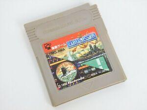 Game-Boy-RADAR-MISSION-Cartridge-Only-Nintendo-Japan-gbc