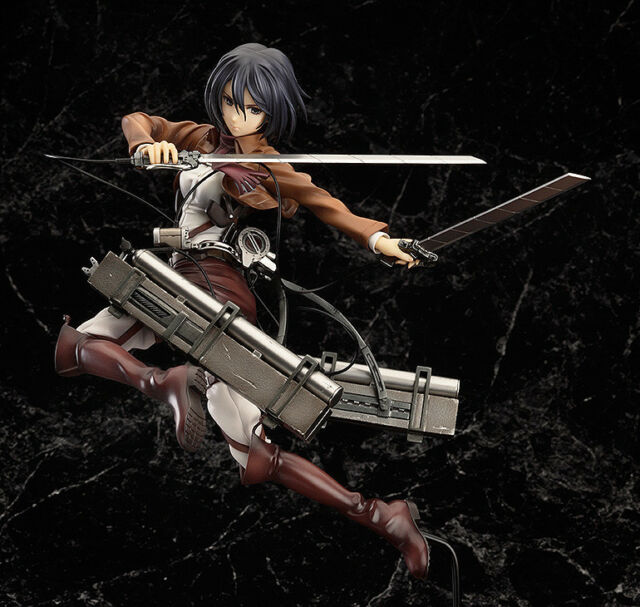 Good Smile Company Mar148259 Attack On Titan Mikasa Ackerman Figure