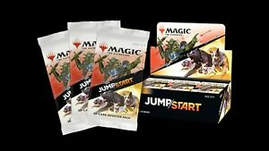 MTG-Jumpstart-sealed-booster-box-PRE-ORDER