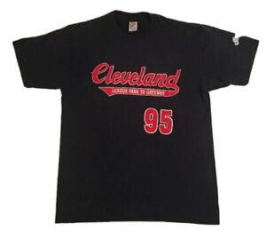 Vintage-League-Park-Cleveland-To-Gateway-T-Shirt-Baseball-Indians-Jacobs-Field-L