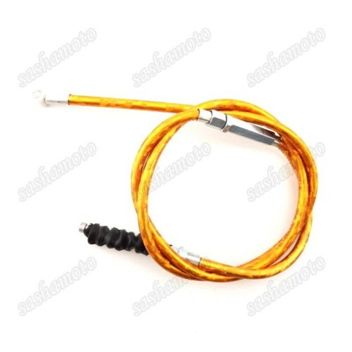 Gold Clutch Cable For Chinese CRF 50 70 KLX TTR Pit Pro Dirt Bike SSR Thumpstar