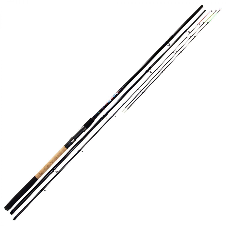 JVS Javelin Feeder 3,6m/3,9m WG 120g Feederrute 3x Wechselspitzen Futterkorbrute