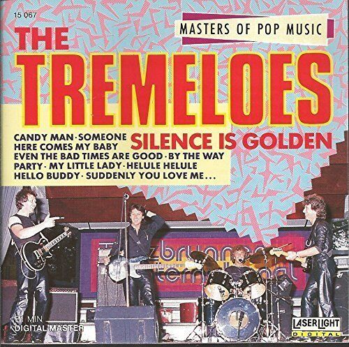 1 von 1 - Tremeloes Silence is golden-Masters of pop music (compilation, 16 tracks) [CD]