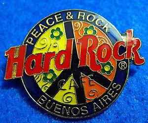 Buenos-Airies-Argentina-Viola-Pace-Firmare-Simbolo-Logo-Rigida-Rock-Cafe-Perno
