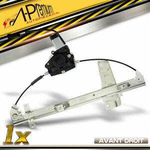 Leve-Vitre-Electrique-Avant-Droit-pour-Jeep-Grand-Cherokee-II-WJ-WG-55363286AD