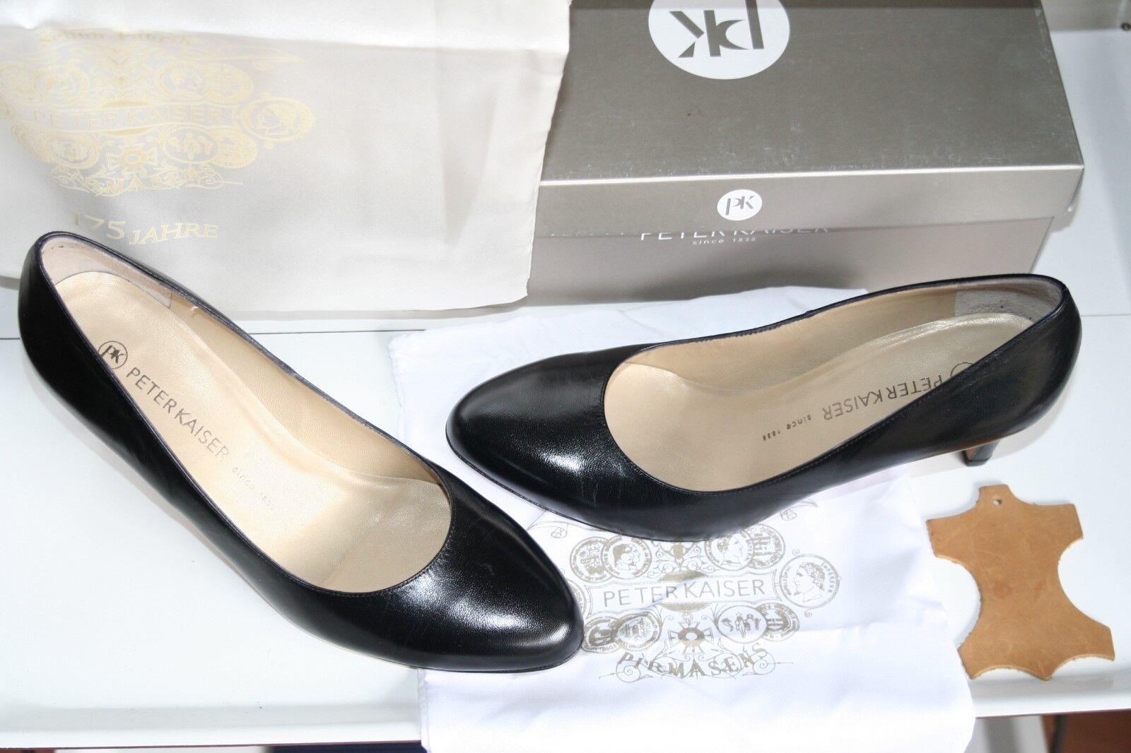 Women's Shoes Intelligent Ecco Damen Eu 39 Us 8-8.5 Touch Schwarzes Leder Plateau Sandalen Neu