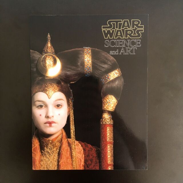 STAR WARS: SCIENCE AND ART EXHIBITION GUIDE, JAPAN, 2004