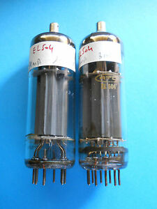 VINTAGE-BALANCED-PAIR-EL504-RTC-BY-PHILIPS-NOS