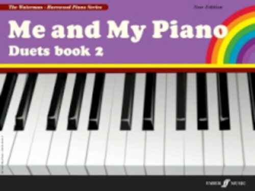 1 of 1 - Me And My Piano Duets Book 2 Piano Duet Sheet Music Instrumental Tutor