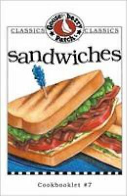 Sandwiches (Gooseberry Patch Classic Cookbooklets, No. 7)