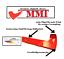 Premium MMT Messer Set inkl.Zahnriemen Stiga Estate 7122 9122 HWS XWS 122