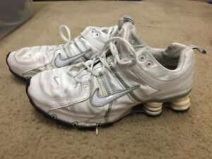 new style f432e d3856 Image is loading NIKE-SHOX-Running-Shoes-Women-039-s-Size-