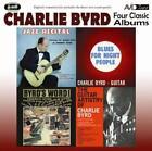4 Classic Albums von Charlie Byrd (2014)