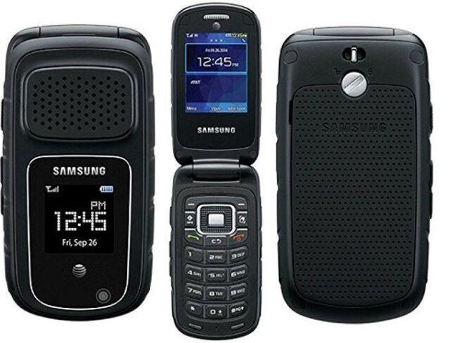 Samsung Rugby 4 Sm B780w Black Unlocked Cellular Phone For Sale Online Ebay