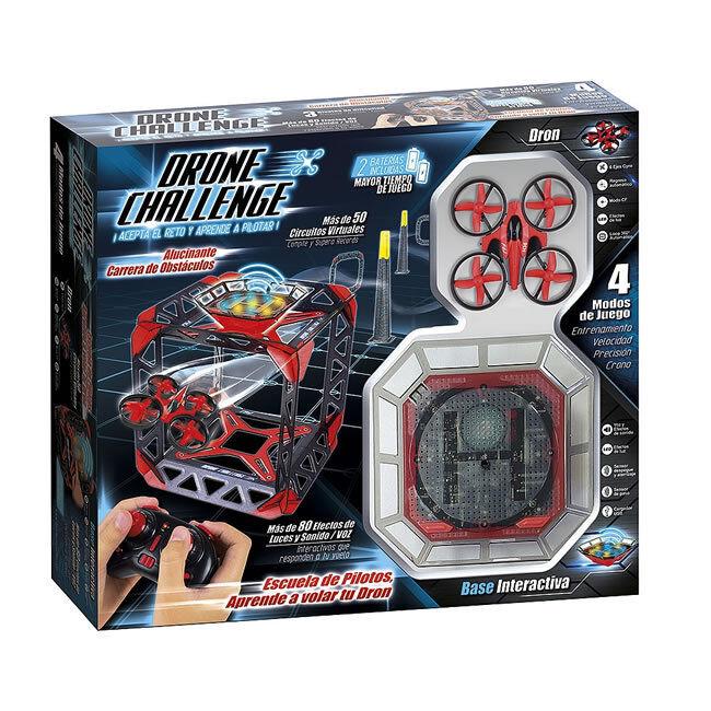 Drone Challenge escuela de pilotos base interactiva ref.89141