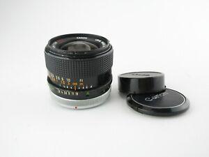 Canon-Lens-FD-24mm-1-2-8-S-S-C-Objektiv-lens-6-blades-caps