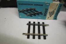 Spur 1 Märklin 5912 Gerades Gleis 80,4 mm Top Zustand