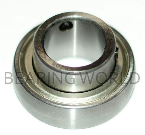 NEW SB206-30MM  Prelube 30MM Set Screw Spherical OD Insert Bearing