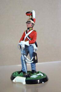 Hinchcliffe Stadden Britannique Cavalerie Life Garde Waterloo 1815 Studio Peint