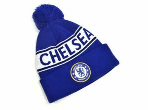 Official Everton FC Football Beanie Hat /& Scarf Fans Gift Set 100/% Acrylic