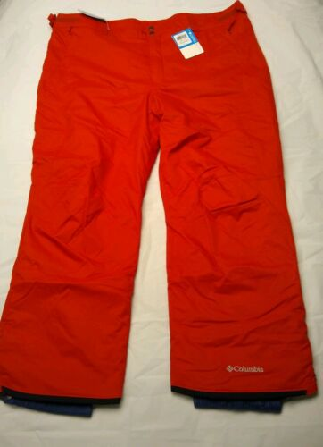 Short Rust Red NWT Men/'s Columbia Bugaboo 2 Pant Size XXL