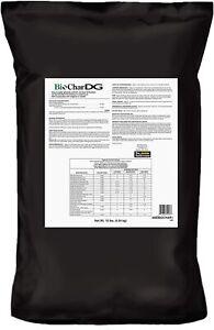 The Andersons BioChar DG Organic Soil Amendment - 5,000 sq ft 10lbs