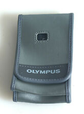 SILVER AND GRAY OLYMPIC CAMERA CASE