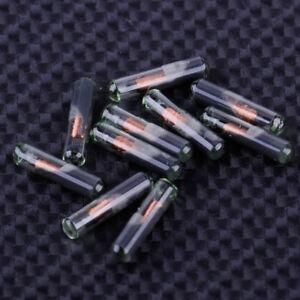 10x-verre-cles-transpondeur-ID48-T6-immobilisateur-Chip-pour-VW-Audi-Seat-Skoda