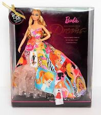 2009 GENERATIONS OF DREAMS BARBIE 50th Anniversary Collector Ed_N6571_NRFB