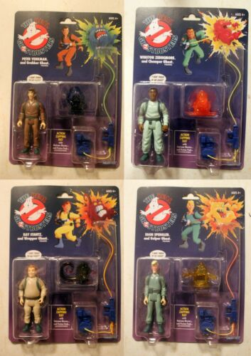 NEW Real Ghostbusters 2020 Kenner Retro Classics Walmart Exclusive Complete Set