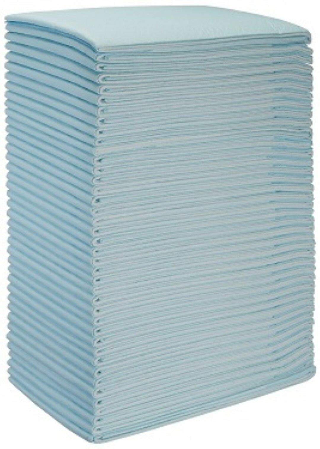 1200 17x24  CHEAP Lightweight Economy Puppy Dog 3-Ply Training Piddle Pee Pads