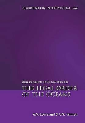 The Legal Order of the Oceans: Basic Documents on the Law of the Sea-ExLibrary