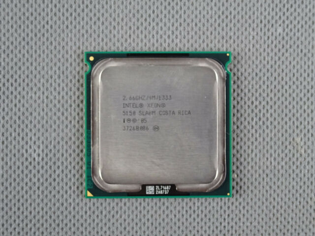 Intel Xeon Dual Core 5150 2,66GHz 4MB 1333 Sockel LGA 771 SL9RU